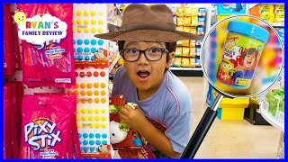 Video Ryan going Undercover at 5 below to see if anyone recognize him!!! MP3, 3GP, MP4, WEBM, AVI, FLV Juli 2019
