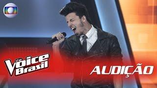 Rafah canta 'In The End' na Audição - 'The Voice Brasil' | 5ª Temporada