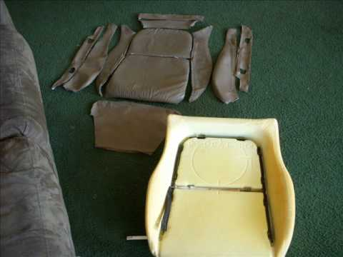 seats - i'm learning how to reupholster my own seats a integra gsr seat.