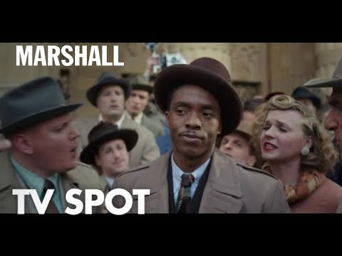 Marshall (TV Spot 'In His Words')