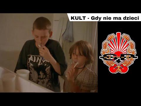 Tekst piosenki Kult - Gdy nie ma dzieci po polsku
