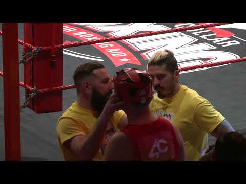 Sean Cox Vs Tom Cameron - Partner Boxing 2019