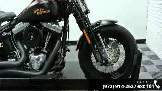 9. 2010 Harley-Davidson FLSTSB Softail Cross Bones - Dream M...