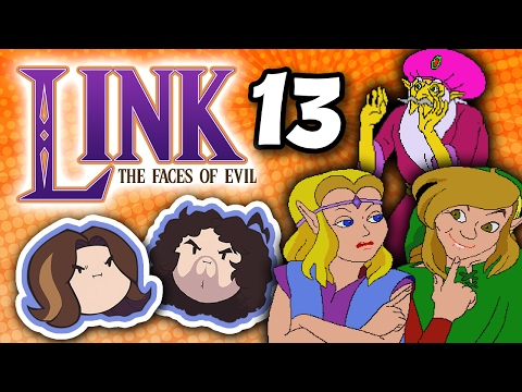 Link: The Faces of Evil: Rock 'n Roll Baby - PART 13 - Game Grumps (видео)
