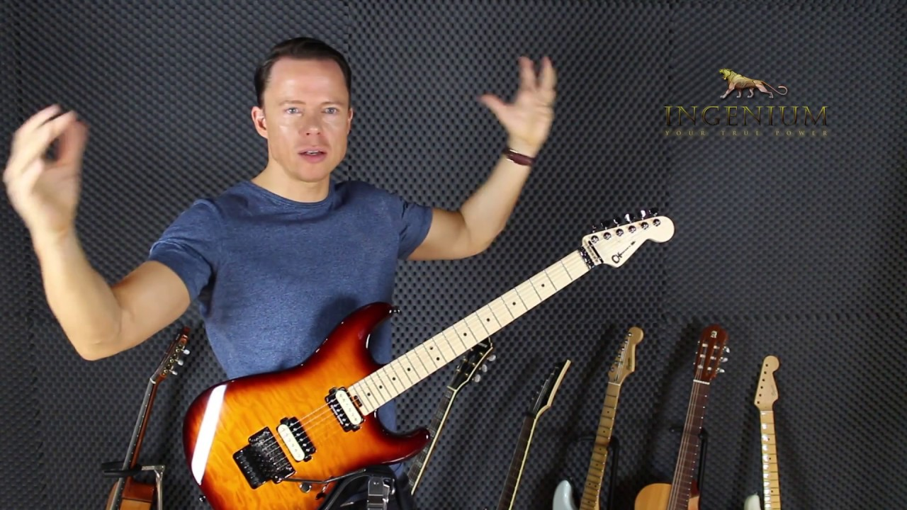 How to choose the right gear – Guitar mastery lesson
