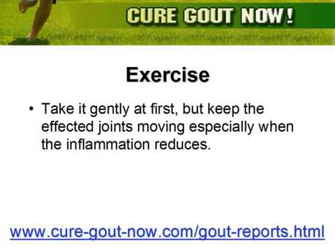 How To Get Gout Relief Fast During a Gout Attack