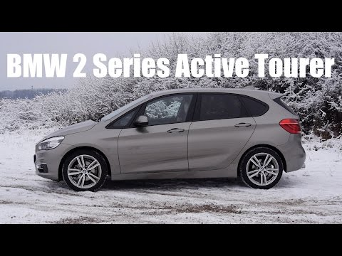 (ENG) BMW 2 Series Active Tourer – Test Drive and Review