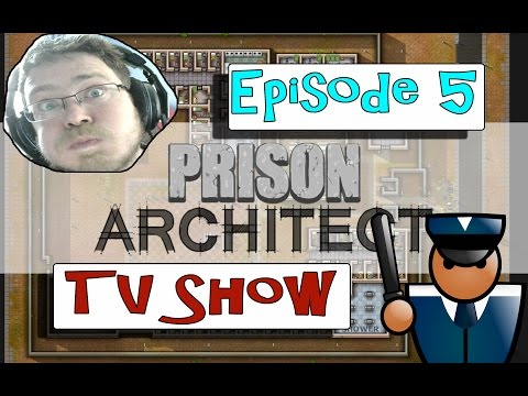 Prison Architect Crazy Redneck FIGHTS! | Episode 5 | TV Show | Let's Play Gameplay Download