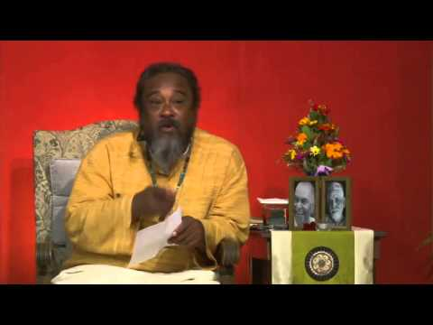 Mooji Video: I Am Before the Idea That I Needed to Remember Myself