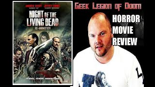 Nonton Night of the Living Dead 3D Re-Animation ( 2012 ) Horror Movie Review Film Subtitle Indonesia Streaming Movie Download