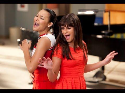 Glee-Cap - Whitney Houston Tribute 03x17 Recap (видео)