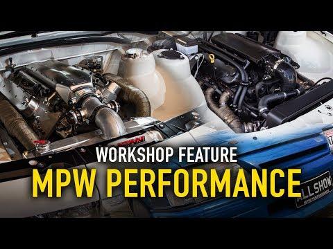 🔨 MPW Performance - Haltech Workshops