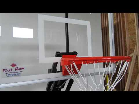 HydroChamp™ Poolside Basketball Goal