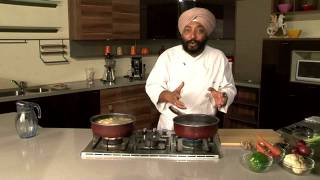 Vegetable Stock |  Chef Harpal Singh Sokhi | Sanjeev Kapoor Khazana