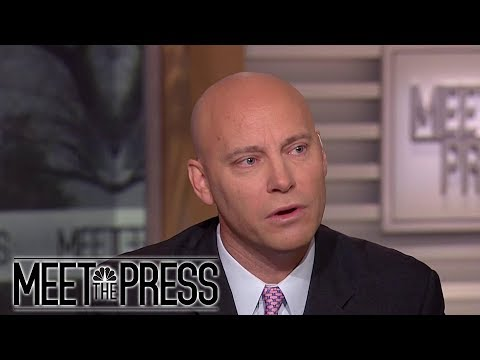 W.H. Leg. Dir.: 'Trump for President' ad represents and 'outside group' | Meet The Press | NBC News