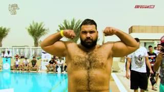 Media: Weigh In Enfusion Live #48 Abu Dhabi