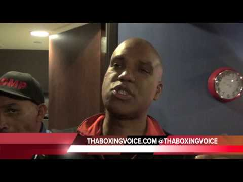Andre Rozier Explains Virgil Hunter taking Over As Head Trainer For Demetrius Andrade