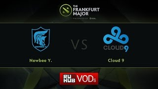 Newbee.Y vs Cloud9, game 1