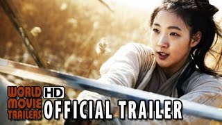 Memories of the Sword - Martial Arts Action - Official Trailer (2015) [HD]