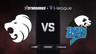 [RU] North vs Panda   Map 2 – Dust2   StarSeries i-League Season 7