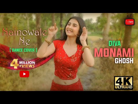 ||MONAMI GHOSH||DANCE||Nainowale Ne Full Video Song | Padmaavat | Deepika Padukone | Shahid Kapoor