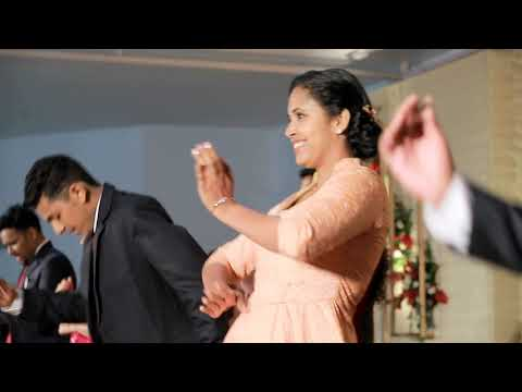 Cousins Dance Tribute to Kerala Christian Wedding Celebration of Joseph & Rosemol by MerryGo Events