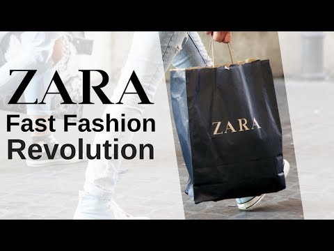 Why is ZARA so popular?