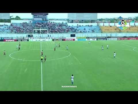 Мадура Юнайтед - PSIS Semarang 2:2. Видеообзор матча 26.11.2018. Видео голов и опасных моментов игры