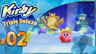 BE SURE TO WATCH IN THE BEST QUALITY, & LEAVE A LIKE FOR SUPPORT!!Here is Episode 2 of Kirby: Triple Deluxe! In this episode, we continue on through Fine Fields, completing levels 1-2 and 1-3, as well as obtaining more keychains and Sun Stones! I hope you all enjoy the video and see you guys later! ----------------------------------------------------------------------------------------------Follow me on Twitter: https://twitter.com/BiddyTweetzWatch me on Twitch: https://www.twitch.tv/biddyplaysLike me on Facebook: https://www.facebook.com/YoBiddyLPs-204873946194127/Stalk me on Instagram: https://www.instagram.com/biddypicz/Join me on Discord: https://discord.gg/veVQgKR