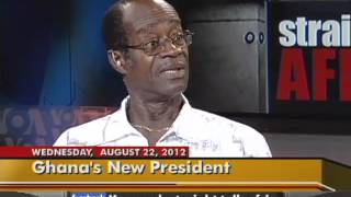 Professor George Ayittey Access Ghana's Future