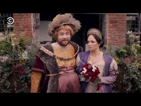 Drunk History - Emma Bunton as Catherine Parr
