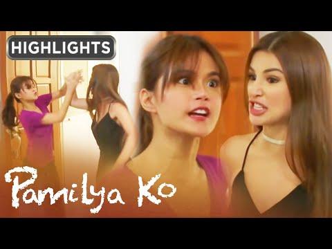Peachy, nakipag-away kay Tina | Pamilya Ko (With Eng Subs)