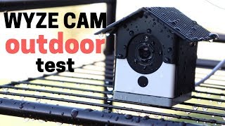 Download Video Will Wyze Cam Break Outdoors? Water Test & Daisy Chaining MP3 3GP MP4