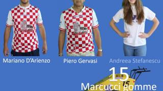 #vaporetti2017 Equipaggio N°15 Marcucci Gomme