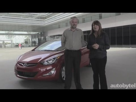 2016 Hyundai Elantra Value Edition Video Review