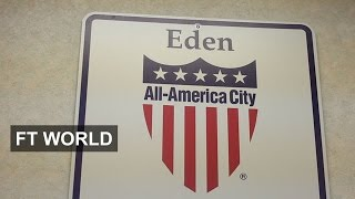 Eden (NC) United States  City new picture : The Eden that America's middle class forgot | FT World