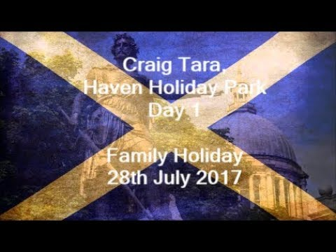 Craig tara Family Holiday 2017 (видео)