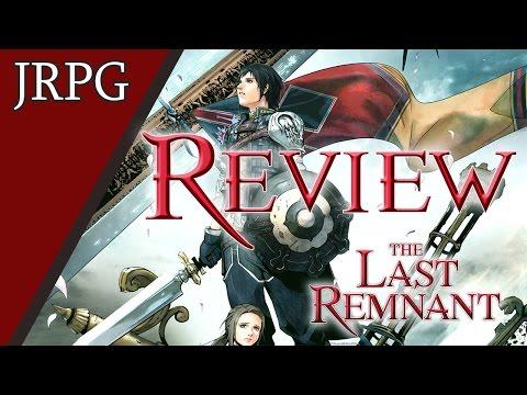 The Last Remnant - японская ролевая игра с открытым миром (Обзор)