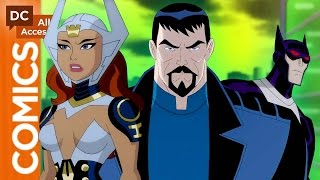 Nonton Official Justice League: Gods and Monsters Trailer + Bruce Timm Reveals New Comic Film Subtitle Indonesia Streaming Movie Download