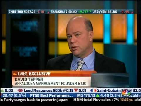 David Tepper (4/6) CNBC - $1 trillion stimulus, On the way to Inflation