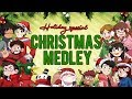 Download Lagu Christmas Medley 🎄 (Holiday Youtube Singers Collab) Mp3 Free