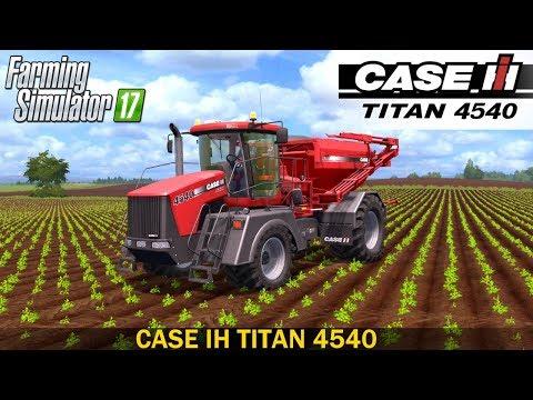 CaseIH Titan 4540 v3.0