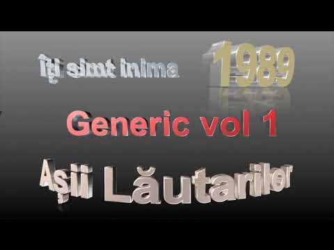 Generic si Dan Ciotoi 1989   Vol 1