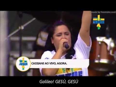 Марш Иисуса в Бразилии 2019