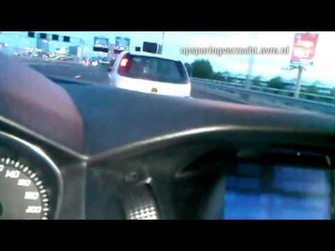 Amsterdam : coups de feu sur l'A10 (vidéo)