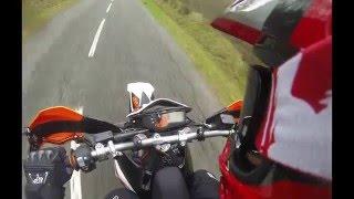10. First Ride of 2016 | KTM 690 Enduro R