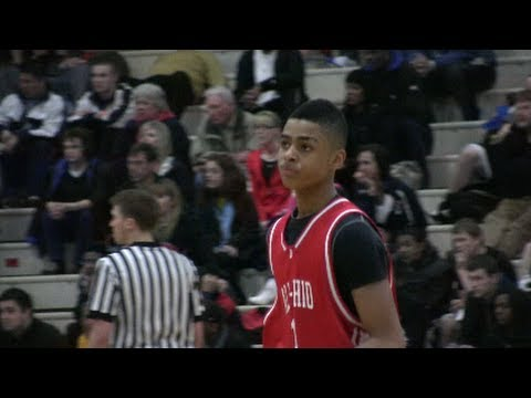 D'Angelo Russell Top 20 Prospect Class of 2014 – Indiana:Louisville Recruit – All Ohio Red