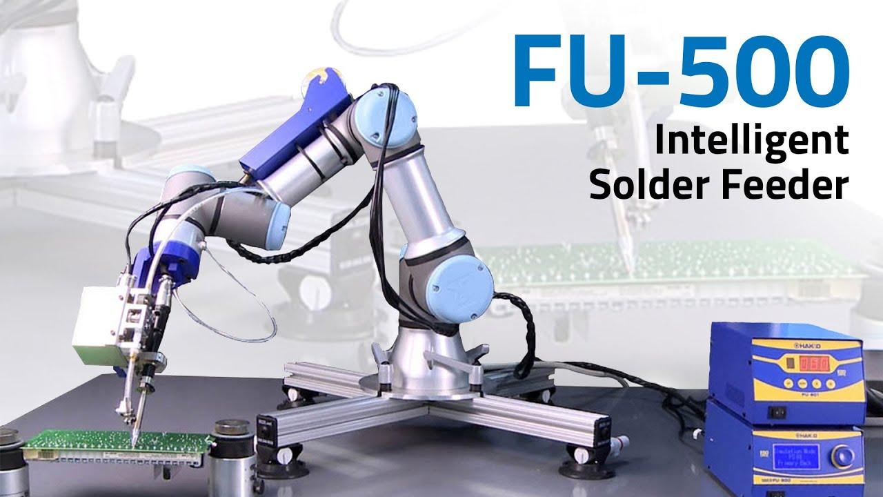HAKKO FU-500 Intelligent Solder Feeder