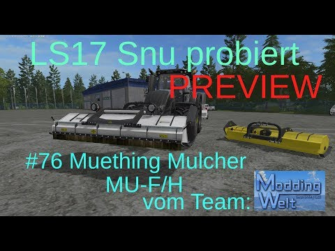 Muething Mulcher MU-Farmer F / H v1.0