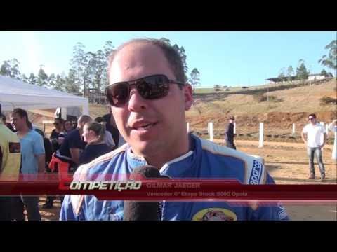 6ª Etapa do Campeonato Catarinense de Automobilismo na Terra em Lontras (SC) I Programa Competição